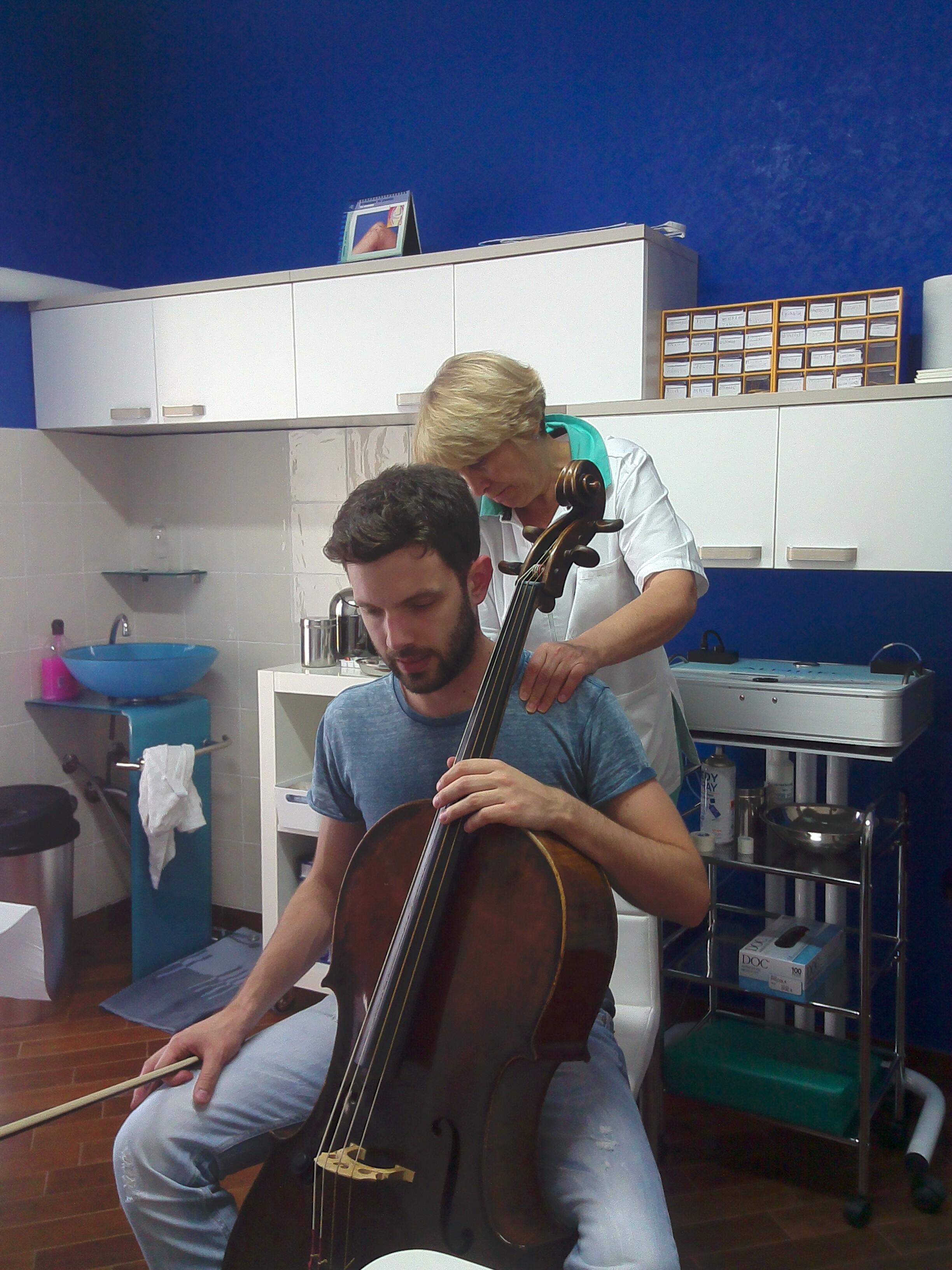 Adriano Fazio cellist @CEIMArs