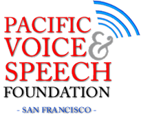 Pacific voice speech  foundation