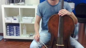 Adriano Fazio cello @ CEIMArs
